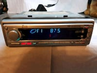 black Pioneer 1-DIN car stereo head unit Vaughan, L4H 3N5