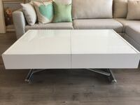 Multi-functional Convertible Coffee Table to Dining Table