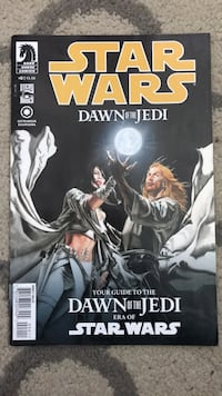 Star Wars Dawn of the Jedi issue #0 (first edition)  Oxon Hill, 20745