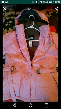 Girls North Face. Size X large. Bath, 18014