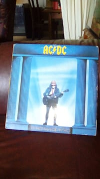 AC/DC who made who , record Oshawa, L1H 4J5