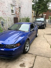 Ford - Mustang - 2001 North Bergen