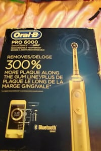 Oral-B Pro 5000 new never used Calgary, T2A 5S4