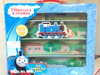 Thomas and Friends carry all tin  case  St James