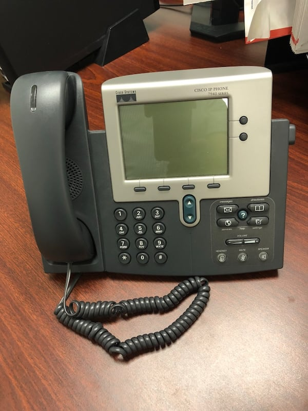 Cisco IP Phones 7940 0