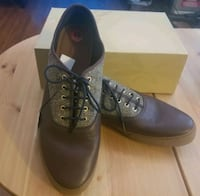 New sz 13 fred perry sneakers  Toronto, M2N 7C3