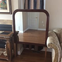 Wood Mirror for the wall or on a furniture  Laval, H7X 3M8