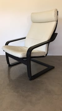 black and white rolling armchair Burbank, 91506