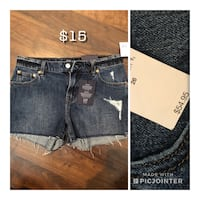 Gap jean shorts  Winnipeg