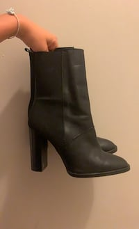 Women's Dunno London Leather Boot made in Spain size 39 Toronto, M6P 1G2