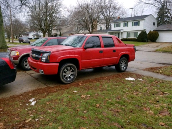 chevrolet avalanche 2006 images
