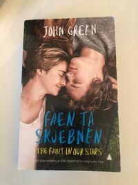 the fault in our stars bok