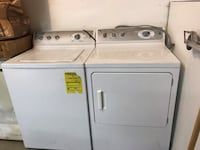 Washer and dryer Blaine, 55434