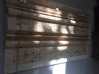 Bamboo Window Shade (See photos for size) Burke, 22015