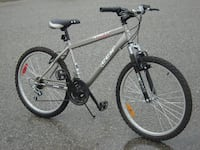 """LIKE NEW AND BARELY USED MID SIZE 24"""" CCM NITRO XT 21 SPEED PLUS SUSPENSION! Mississauga"""