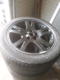 Tires and Rims 255 50R19