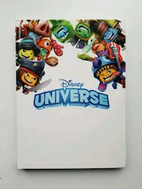 Disney Universe Collector's Edition Book Mississauga