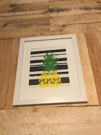 Pineapple Wall Art Tampa, 33604