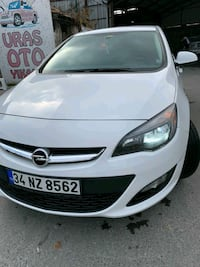 2017 Opel Astra Istanbul