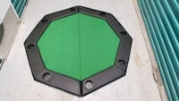 8 person Poker Table Top