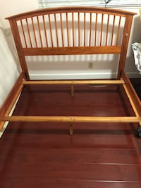 Queen size bed frame Union City, 94587