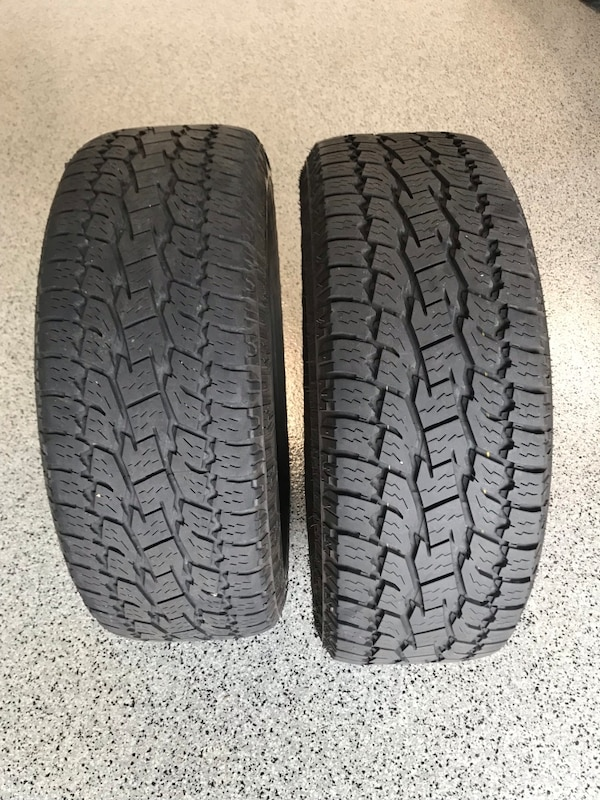Open Country Tires >> 2 Toyo Open Country Tires 275 60 20