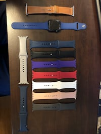 Apple Watch (w/ bands) Moorhead, 56560