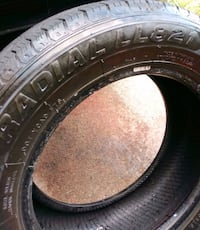 Tires..Excellent condition...Two 185 65 15 Prometer Radial all season Detroit, 48228