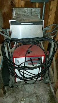 Welder and  equipment for sale
