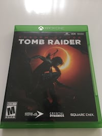 Shadow of the Tomb Raider Xbox One Oyun Video Game
