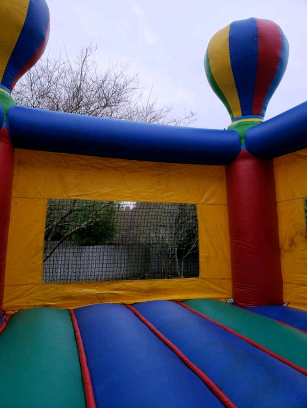 15'x15' Inflatable Jumper
