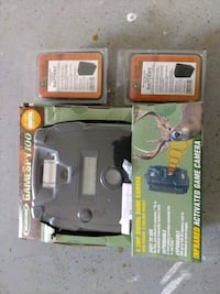 Outdoor trail camera and batteries Hamilton, 45011