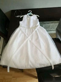 First communion or flower girl  dress. Mississauga, L5N 2W7