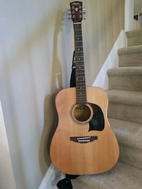Classical guitar by Washburn