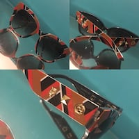 Exclusive colourful Gucci glasses for sale  Toronto, M3L 1S2