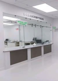 Office Glass Partition Miami
