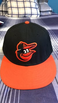 Baltimore Orioles Fitted Cap Size 7 1/4 - Excellent Condition Northport, 11768