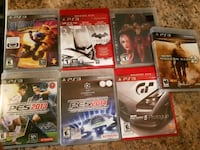 PS3 Games - USED
