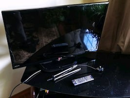 "32"" LG TV with antenna in good condition"