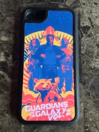 Guardians of the Galaxy iPhone 8 Case  Fremont, 94539