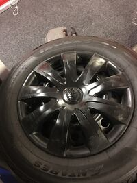 Toyota Camry 4 tires with rims and sensors Alexandria, 22305