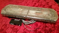 "Code 3 / PSE 2136 Custom built 36"" Amber LED light bar w/Arrowstick Surrey, V3V"