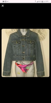 Rue 21 denim jacket