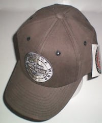 Harley Davidson Formed Brim Cap NWT Adjustable Buckle Closure London
