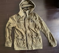 Men's Abercrombie Jacket Size Large Kitchener, N2B 3K5
