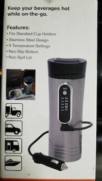 Travel Heated MUG London, N6H 4M4