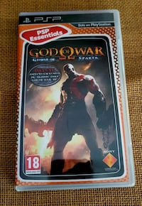 Juego PSP God of war Ghost of Sparta. Madrid, 28027