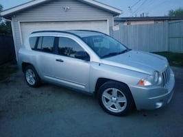 For parts! 08' Jeep compass