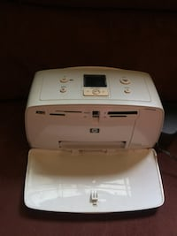 white HP desktop printer Lexington Park, 20653