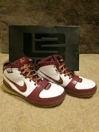 Zoom Lebron VI Christ the King Exclusive Colorway Mullica Hill, 08062